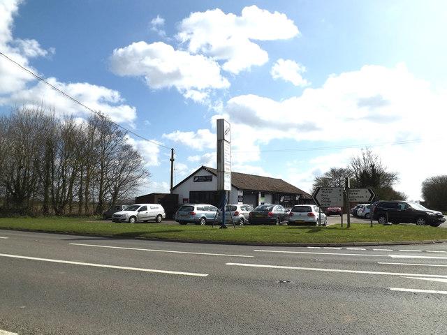 Speed Style Auto Centre, Ashbocking
