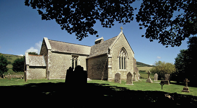 St Mary's Church, Tyneham