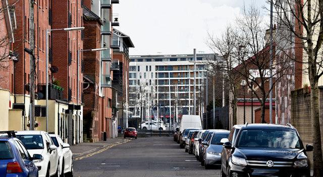 Pilot Street, Belfast (March 2016)