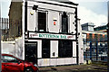 "J3475 : Former ""Rotterdam Bar"", Belfast (March 2016) by Albert Bridge"