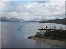 NS3882 : Loch Lomond by Euan Nelson