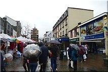 NY2623 : Keswick Market by DS Pugh