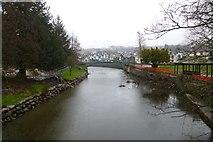 NY2623 : River Greta by DS Pugh