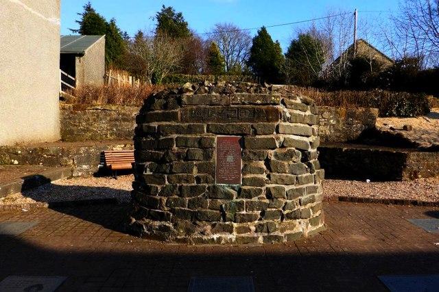 Douglas, James Gavin Memorial Cairn