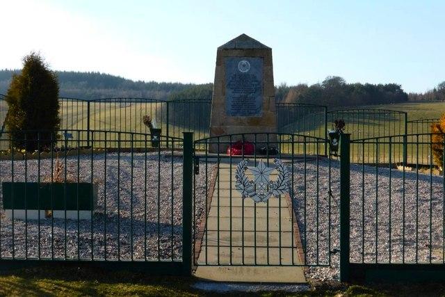 Cameronians Memorial [2]