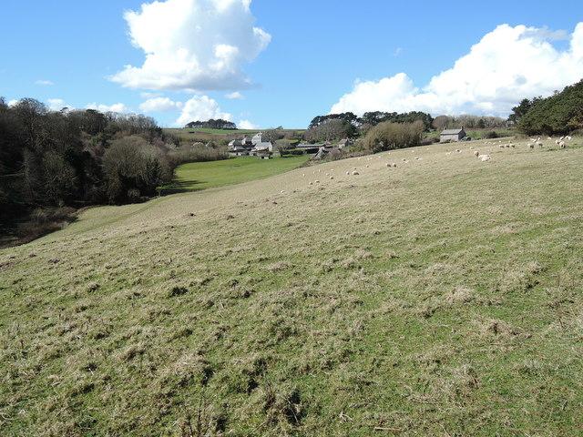 Holbeton: towards Mothecombe