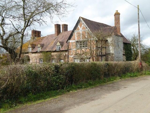 Farmhouse, Glebe Farm, Hill Croome