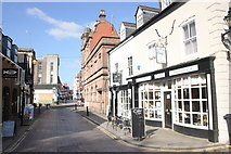 SJ3350 : Church Street, Wrexham by Jeff Buck