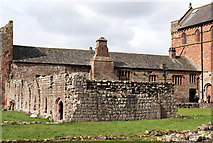NY5563 : Lanercost Priory - March 2016 (6) by The Carlisle Kid
