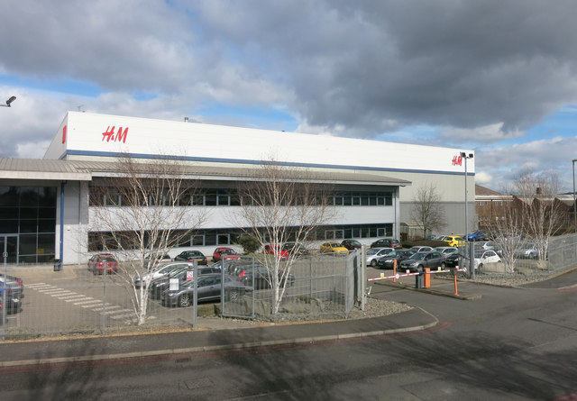 H & M warehouse, North Wembley