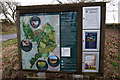 SK2577 : Welcome to Longshaw by Ian S