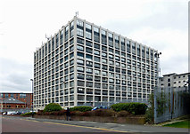 NZ2564 : The BT Building by Mary and Angus Hogg