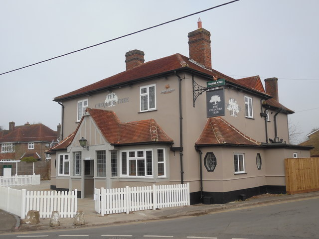 The Chequers Tree, Prestwood
