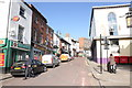 SJ3350 : Town Hill, Wrexham by Jeff Buck