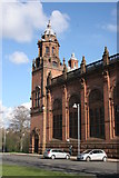 NS5666 : Kelvingrove Museum and Art Gallery by Richard Sutcliffe