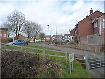ST6771 : Houses on Meadow Court Drive, Oldland, Bristol by Christine Johnstone