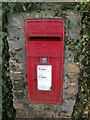 TM1655 : Gosbeck Road Postbox by Adrian Cable