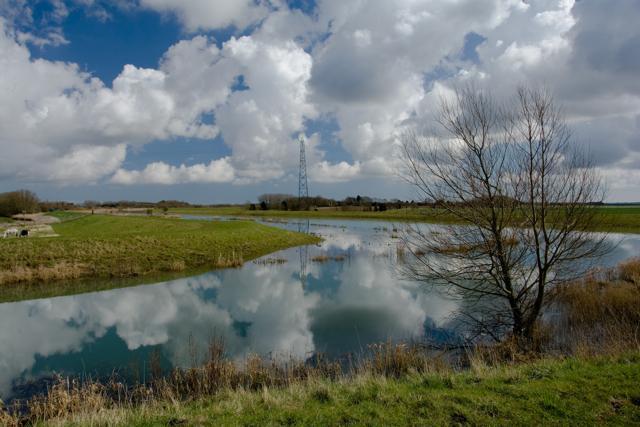 Watton Beck at Wilfholme Landing