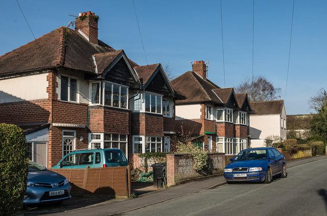 Steventon New Road by Ian Capper