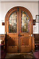 NY5674 : St Cuthbert's Church, Bewcastle - March 2016 (8) by The Carlisle Kid