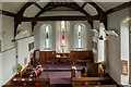 NY5674 : St Cuthbert's Church, Bewcastle - March 2016 (9) by The Carlisle Kid