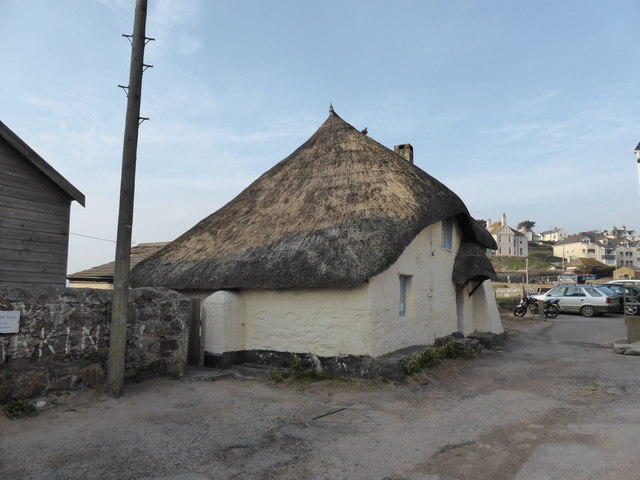 Thatched Cottage at Hope Cove