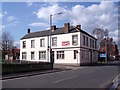 SK4933 : The former Victoria Inn converted by Ian Calderwood