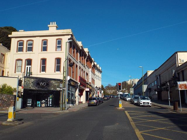 Torwood Street, Torquay