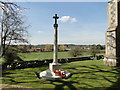 TF6808 : Shouldham War Memorial by Adrian S Pye