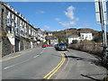 SH6115 : A496-Barmouth, Gwynedd by Martin Richard Phelan