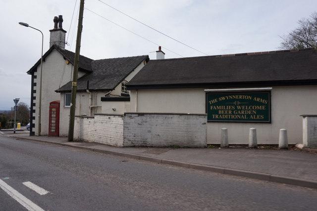 Swynnerton Arms, Rough Close