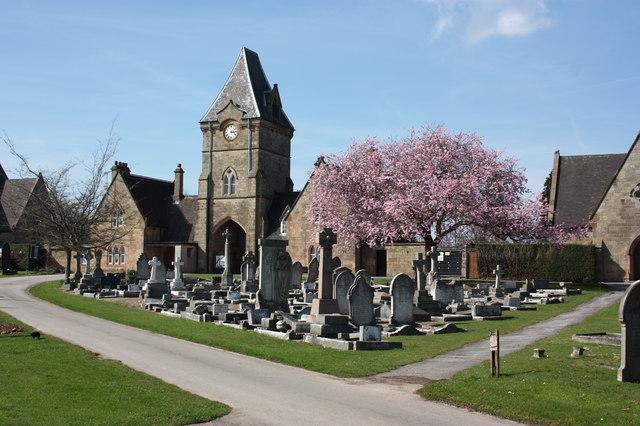 Nottingham Road Cemetery, Derby