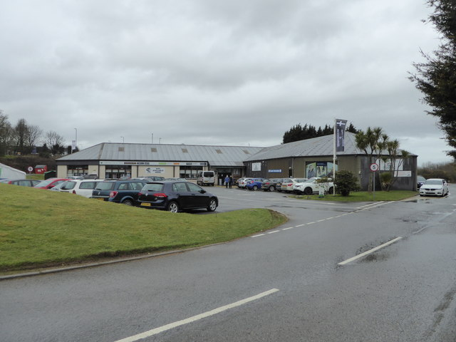 Kernow Mill shopping outlet