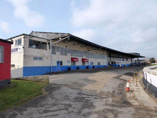 Abbey Stadium, Blunsdon St Andrew