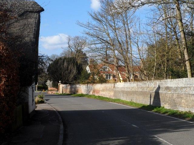 Whittlesford Road, Little Shelford