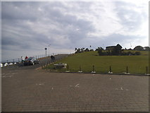 TV6198 : The gardens on Eastbourne Promenade by David Howard