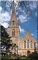 TQ2993 : Christ Church, Waterfall Road, Southgate by Julian Osley
