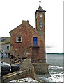 SX4350 : The Institute at Kingsand by Chris Allen