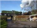 SX7466 : South Devon Railway - locomotives at Buckfastleigh by Chris Allen