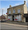 SO8005 : Former Naylor Powell estate agents' office, Bath Road, Stonehouse by Jaggery