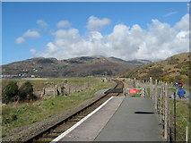SH6214 : March afternoon-Morfa Mawddach, Gwynedd by Martin Richard Phelan