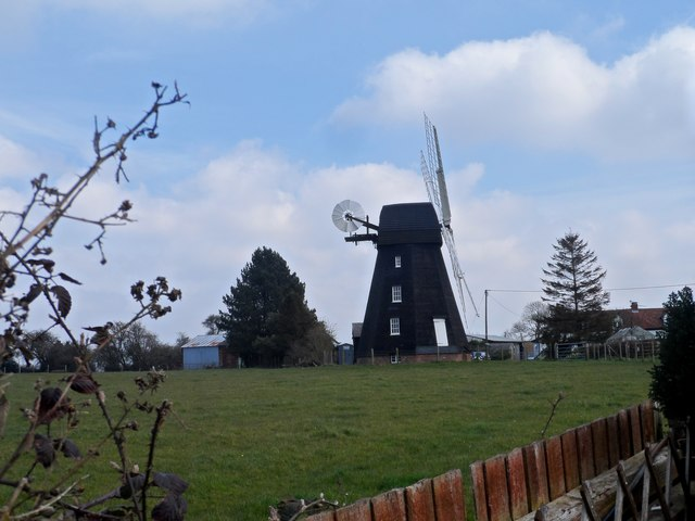 Windmill, Lacey Green