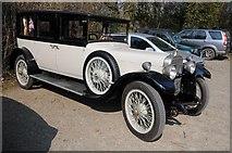 SX4268 : Sunbeam car by Philip Halling