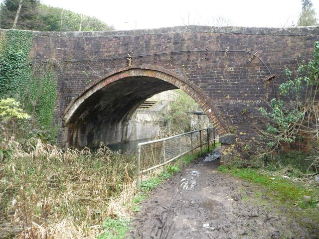 Bridge over the Thames & Severn Canal at Bourne Mill