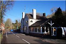 SJ6902 : Shakespeare Inn, Coalport by Ian S