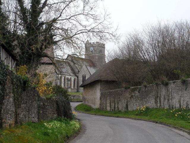 Stanton St John