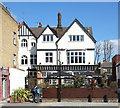 "TQ2885 : ""The Vine"" public house, Kentish Town by Julian Osley"
