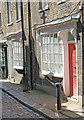 TQ2885 : Bow windows, Little Green Street by Julian Osley