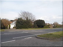 TQ5802 : Eastbourne Road, Willingdon by David Howard