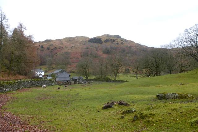 Towards Loughrigg Fell
